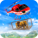 Animal Helicopter Sea Transport icon