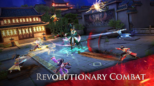 Age of Wushu Dynasty  mod screenshots 5