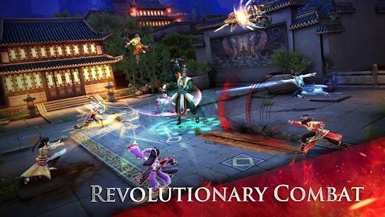 Age of Wushu Dynasty Mod Apk 5