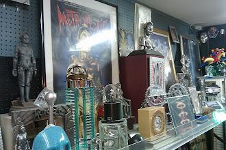Photo: Inside Americana Hollywood Museum