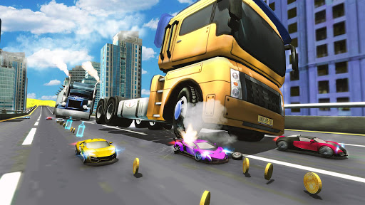 RC Car Highway Driver - Mini Racer - screenshot