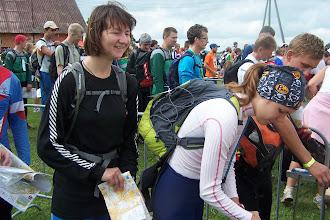 Photo: У Лены Доценко оптимизма хватит на двоих...