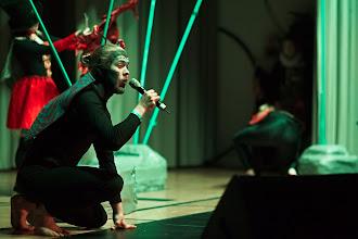Photo: Kirppusirkus -musikaalin toinen esitys / The Kirppusirkus musical was performed for the second time