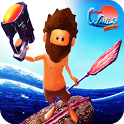Super Waves Survivor icon