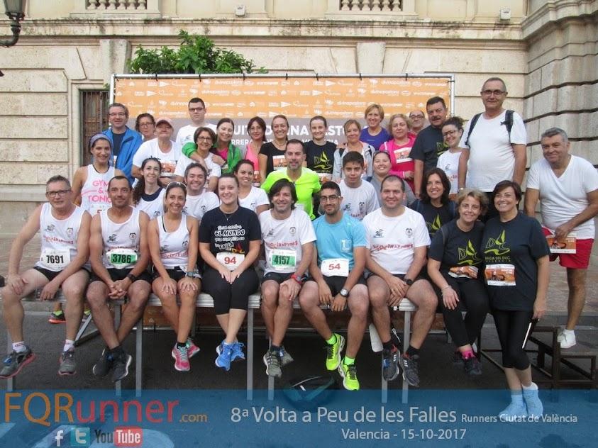 Fotos 8ª Volta a Peu de les Falles 2017