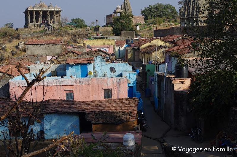 Kumbhalgarh village