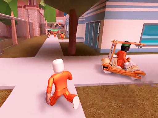 Download Mod Jailbreak Escape Obby Rbx World Free For Android