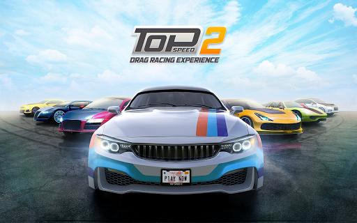 Top Speed 2: Drag Rivals & Nitro Racing apkpoly screenshots 4