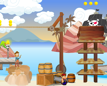 Kids vs. Pirates screenshot 1