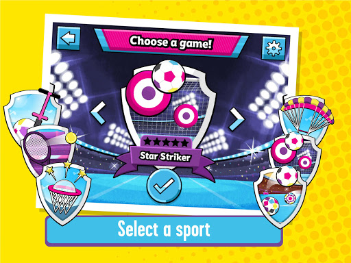 Boomerang All-Stars: Tom and Jerry Sports 2.0.4 screenshots 19