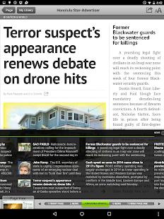 Honolulu Star-Advertiser Premi - screenshot thumbnail
