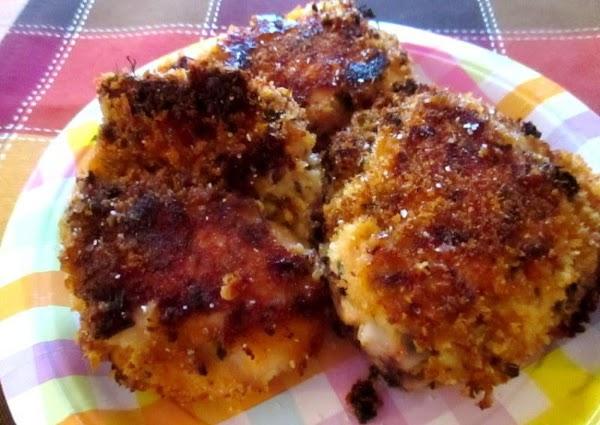 ~ Panko Encrusted Dijon Chicken ~ Crunchy & Delish Recipe
