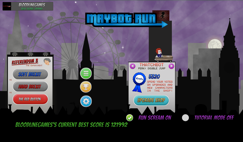 Maybot Run Pocket- screenshot