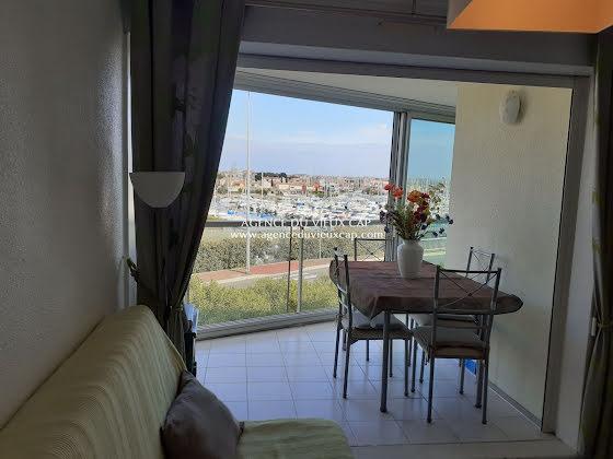 Vente appartement 3 pièces 38,27 m2