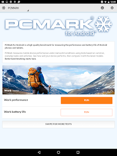 PCMark for Android Benchmark Screenshot 14