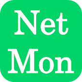NetMon: Network Scanner & Port Monitor (3/4G/WiFi)