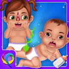 My Newborn Twins Baby Care icon