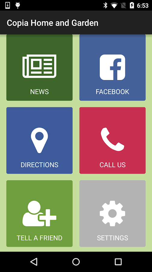 Copia Home And Garden Android Apps On Google Play