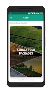 Caber- Kerala Tour Packages - náhled