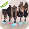 Easy Kids Dance Choreography Fitness icon