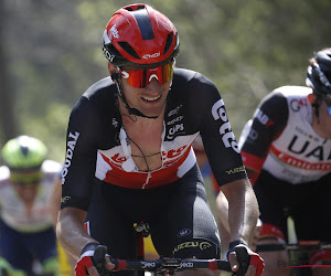 """Geen Gilbert of Degenkolb maar wel Lotto-renner in de top vijf: """"Furieuze eerste negentig kilometer"""""""