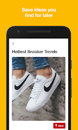 Pinterest APK screenshot thumbnail 3