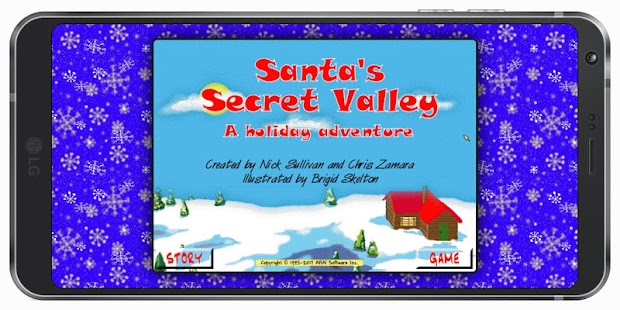 Santa's Secret Valley- screenshot thumbnail