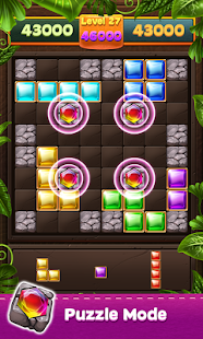 Block Jewels King Puzzle - náhled