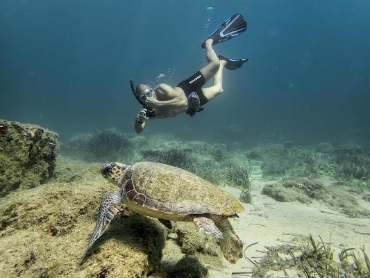 underwater click di Rickytre