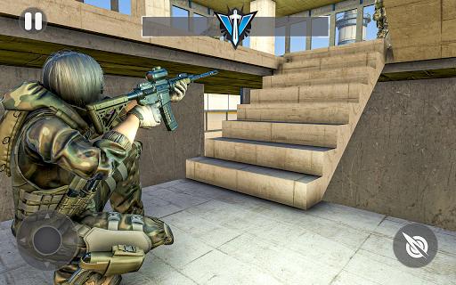 Cover Fire Shooter 3D: Offline Sniper Shooting apkmind screenshots 8