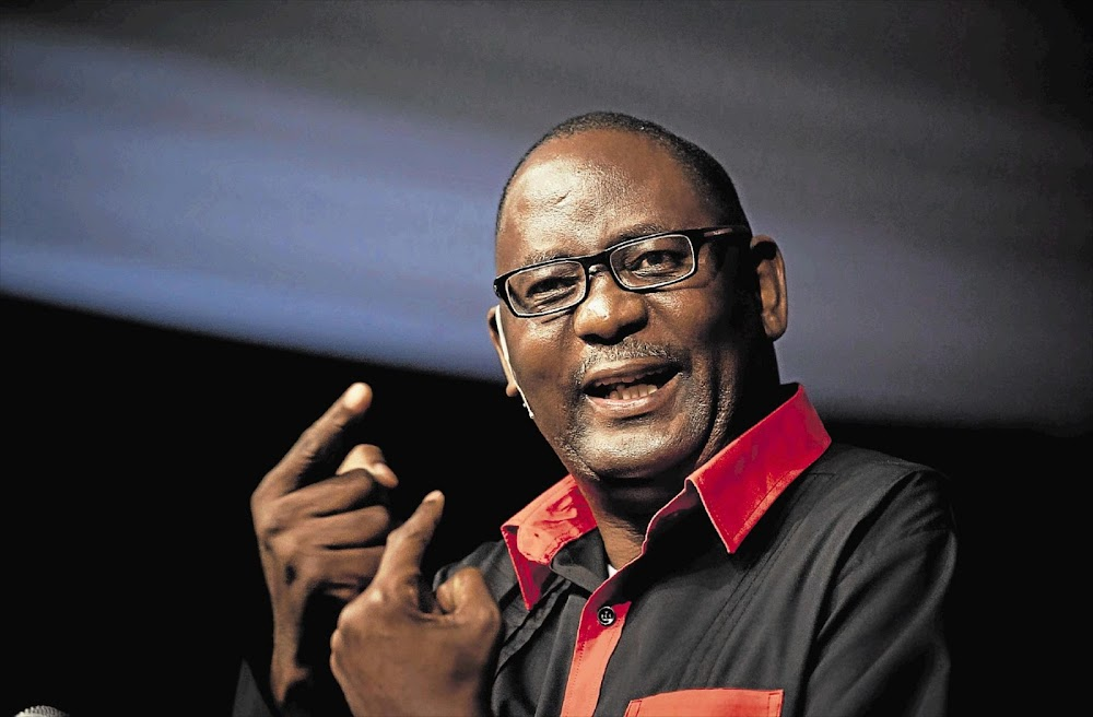 Prayers for Zwelinzima Vavi as coronavirus lands him in hospital