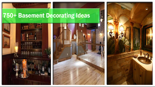 750+ Basement Decorating Ideas for PC