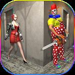 Killer Clown Attack Crime City Creepy Pranks Sim