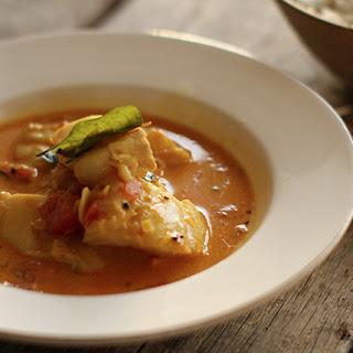 Keralan Fish Curry Recipe