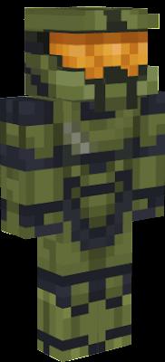 Masterchief Nova Skin - Skins para minecraft pe halo