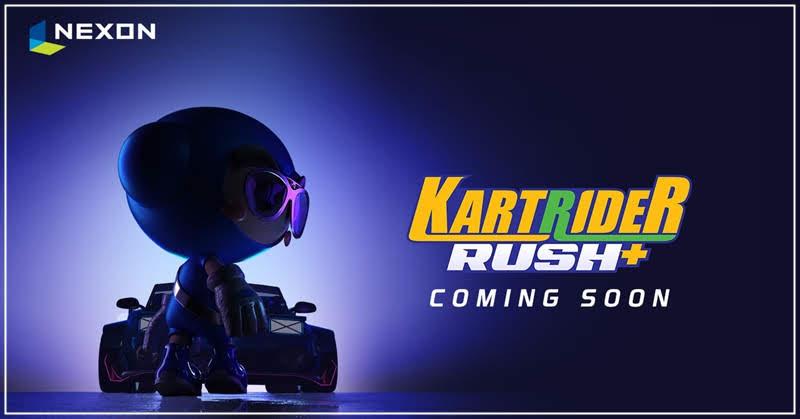 KartRider Rush+ เตรียมเปิดให้บริการ