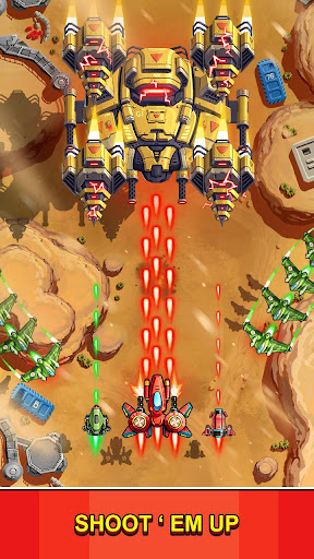 Strike Force - Arcade shooter - Shoot 'em up 1.5.4 screenshots 1