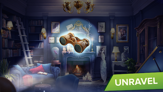 Game Mystery Manor: hidden objects APK for Windows Phone