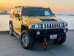 H2  07,HUMMER,LUXPXG三井D車のカスタム事例画像 ヨシクマ🇺🇸🍍さんの2019年10月22日21:11の投稿