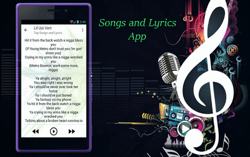 Lil Uzi Vert Top Songs &Lyrics 1.0 screenshots 4