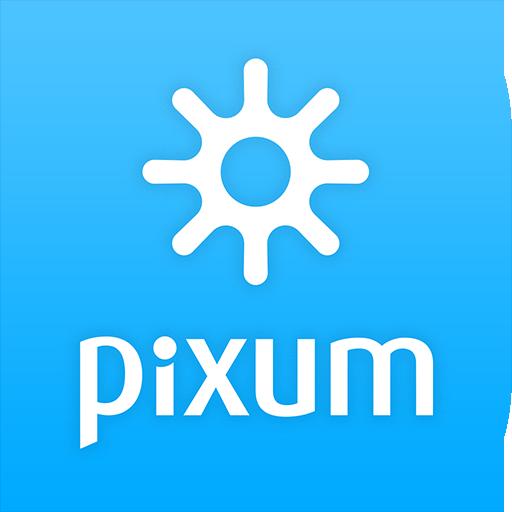 Pixum - Create a photo book & order photo prints Icon