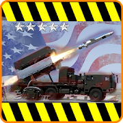 ?US Air Force Missile Launcher simulator war game
