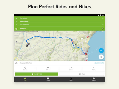 App Komoot — Cycling, Hiking & Mountain Biking Maps APK for Windows Phone