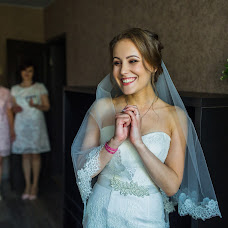 Wedding photographer Dmitriy Iskusov (Mitya). Photo of 27.10.2017