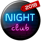Glow Neon  Live Wallpapers - Night Club