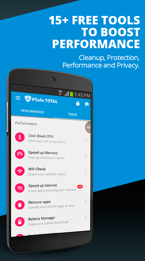 Screenshots of Antivirus, Booster & Cleaner for iPhone