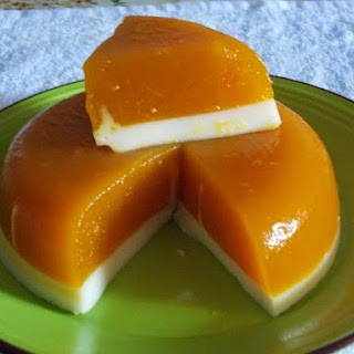 Dessert Jelly Pumpkin Recipe