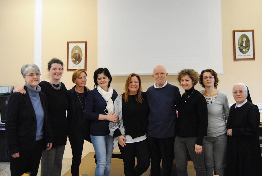 Samuel Artale incontra gli studenti e le insegnanti del CFP San Luigi