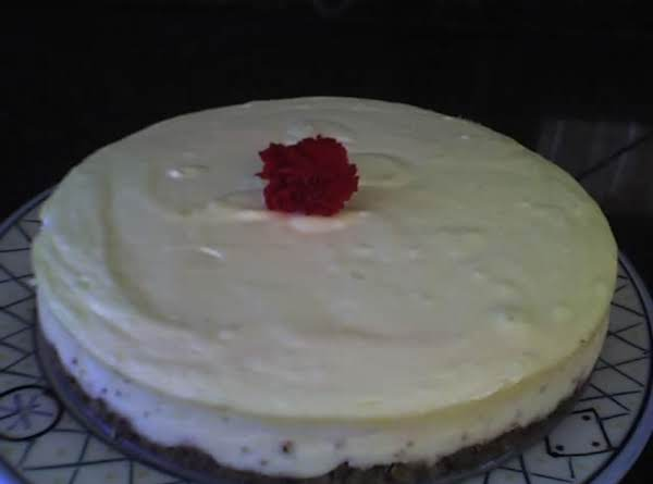 Low Carb Cheesecake With Pecan Crust Recipe
