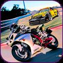 Traffic Moto Racing 3D icon